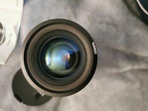 Tamron Adaptall 2 35-70mm lens.