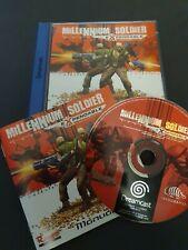 Millenium Soldier Sega Saturn