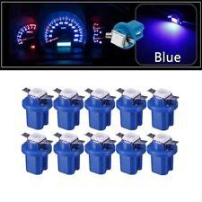 10x T5 B8.5D 5050 Dashboard Instrument Interior LED Light Bulb Car Accessories