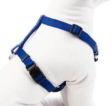 New listing Grreat Choice Small Harness, blue, girth 14-20 inch