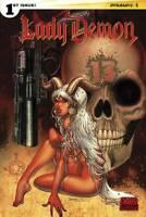 Lady Demon #1 Main Cover Chaos Dynamite Comic 1st Print 2014 NM