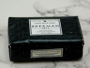 Beekman 1802 Goat Milk Soap DAVESFORTH 3.5 oz New