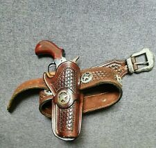 Leather holster cowboy / western