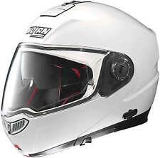 NOLAN n104 casco de metal blanco tamaño mediano Nueva