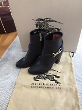 Burberry Boots Size 35