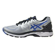 Asics Gel Kayano 23 Mens Shoes Silver-Imperial-Black Size US 7
