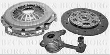 HKT1178 BORG & BECK CLUTCH 3in1 CSC KIT fits Renault Scenic/Clio 1.4i 03-