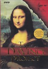 The Da Vinci Project (Fullscreen DVD In 5 Languages, 100 Page Book, & Bookmark)