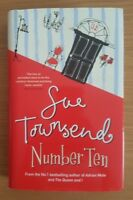 NUMBER TEN BY SUE TOWNSEND FIRST EDITION 2002 HARDBACK 1ST
