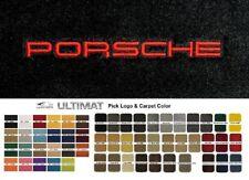 Lloyd Mats Porsche 928 Custom Embroidered Porsche Front Floor Mats (1978-1995)