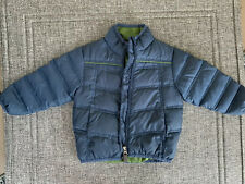 REI Baby Boys Tots Goose Down Jacket Blue Size 18 Months