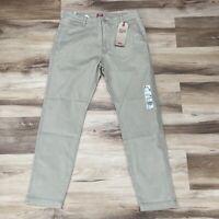 Levi's XX Chino Standard Taper Khaki Levis Mens Pants 32 X 30