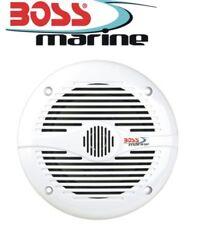 Boss Marine 2-Wege Boot Sound Musik Lautsprecher Set weiß 150Watt