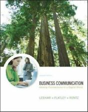 Business Communication : Making Connections in a Digital World by Kathryn Rentz,