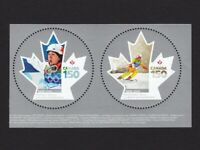 CANADA 150 = OLYMPIC, PARALYMPIC GAMES = pair from MS MNH Canada 2017 #2999i,j