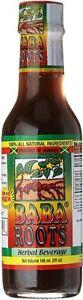 Baba Roots  Herbal tonic Beverage 6 x148ml bottles