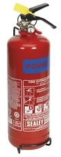 Sealey Fire Extinguisher 2kg Dry Powder SDPE02