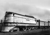 Milwaukee Road Photo Hiawatha ALCO #3 4-4-2 Atlantic Steam CMSP Railroad 1937