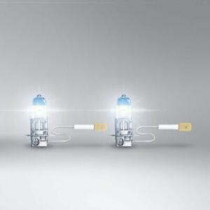 OSRAM H3 NIGHT BREAKER UNLIMITED +110% PERFORMANCE GLOBES TWIN PACK 64151NBU