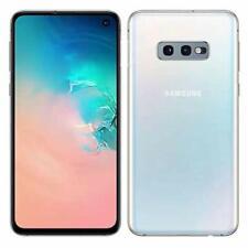 Samsung Galaxy S10e Duos SM-G970F 128GB Prism White Weiß Ohne Simlock NEU