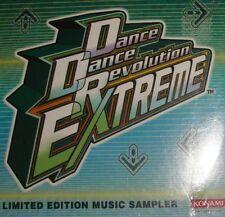 Dance Dance Revolution Extreme Limited Edition Music Sampler CD #80B