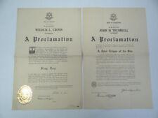 Otros papeles y documentos antiguos de coleccionismo