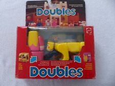 JOUET 2 EN 1 - VINTAGE  MARREL DOUBLEDOOZ  - CAT EN PRINCESS
