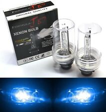 HID Xenon D4S Two Bulbs Head Light 10000K Blue BiXenon Replacement High Low Beam