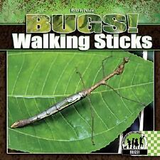 Walking Sticks (Bugs!), Petrie, Kristin, Good Condition, Book