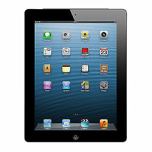 Apple iPad 2 64GB, Wi-Fi (Unlocked), 9.7in - Black (AU Stock)
