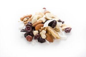 Sunburst Raw Tropical Fruit & Nut Mix, Premium Quality