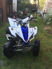 Yamaha Raptor 350 Quad