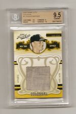 2008 Prime Cut COLOSSAL Roger Maris BGS 9.5 Authentic Game Worn Jersey Relic /25