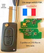 Clé Vierge CE0523 FSK DS3 C3 C3 ET C4 Picasso Expert 3008 5008 2008 308