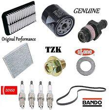 Tune-Up Kit Plugs Filters PCV Belt for Toyota Matrix Base; XR; 1.8L 2003-2008