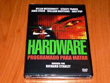 HARDWARE Programado para matar / M.A.R.K. 13 - Precintada