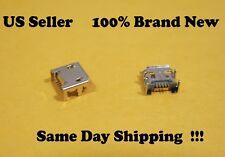 2 x Micro USB Charging Data Sync Power Jack Port For VIZIO Tablet VTAB1008 2107