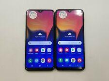 Lot of 2 Samsung Galaxy A10e A102U 32Gb Sprint Check Imei Fair Condition Rj-424