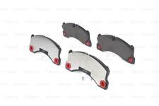 Bremsbelagsatz, Scheibenbremse für Bremsanlage Vorderachse BOSCH 0 986 494 206