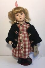 The Boyds Collection Brittany Doll Yesterdays Child Style 4803 Hand Numbered