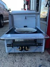 "1 Hole Professional Chinese Wok 20"" Ring Burner Natural Gas AGA & NSF Approved"