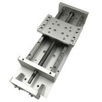Linear Stage Actuator CNC Sliding Table SFU1605 Ballscrew Rail Working Table