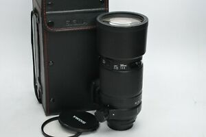 [NEAR MINT IN CASE] SIGMA AF 300mm F/4 D APO Tele Macro Lens For Nikon JAPAN