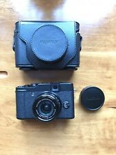 FujiFilm X10 Digital Camera with Accessories