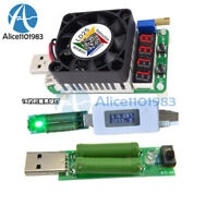 LD25 Electronic USB Load Resistor 25W Tester Interface Discharge Battery Test
