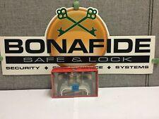 Schlage Privacy Lock-F40S V Sonora: Satin Bronze Blackened Finish