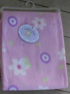 """Nice NEW Snugly Baby 28"""" by 28"""" Receiving Blanket, 100% Polyester, SOFT"""