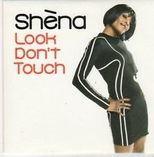 (BI790) Shena, Look Don't Touch - 2010 DJ CD