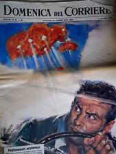 Domenica del Corriere 35 1963 Legge Marziale nel Vietnam. Morte Ettore Muti  C50