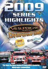 V8 Supercars - 2009 Season Highlights (DVD, 2009)